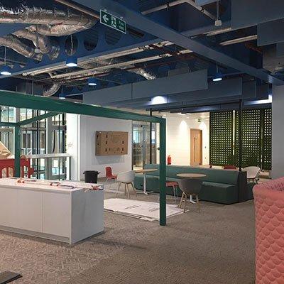 HSBC Headquarters Birmingham Electrical Installation