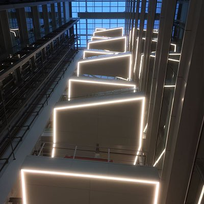 Electrical Installation HSBC Headquarters Birmingham