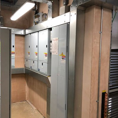 Electrical Installation for Parliament Hill Schools