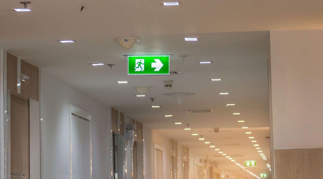 Emergency Lighting Installation Birmingham