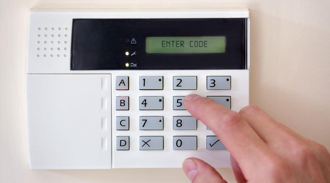 Burglar Alarm Installation Birmingham